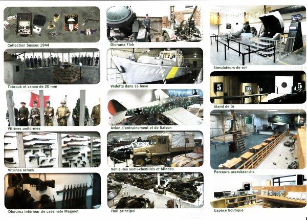 Ouverture d'un nouveau Musée - MM PARK FRANCE - Quelques vues . Super