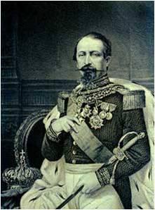 Le 19 juillet  1870 La France déclare officiellement la guerre à la Prusse.  L'Alsace se trouve sur le chemin de la réunification allemande,  forgée par Bismarck et GuillaumeI «par le fer et le sang»,  et qui, après Sadowa, veulent conclure un grandiose projet dont la province  sera la victime expiatoire face à un Napoléon III trop sûr et totalement dépassé