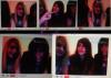 Jena, Gia, Hayley et Aurélie a la twitcam