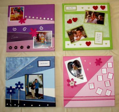 Bricolage Pour La Fête Des Grands Mères 2008 Espace Jeunes Riedseltz
