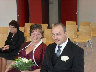 le mariage de mon papa