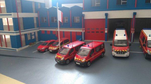 VTP 2 VTP 3 CSP Cherbourg SDIS 50