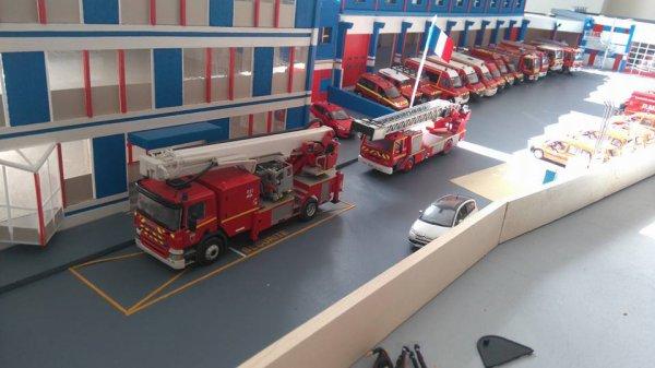 BEA et EPA Cherbourg SDIS 50