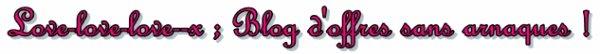 Love-love-love--x ; Votre blog jeu sαns αrnαques !