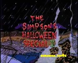 Le Simpson Horror Show V