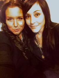 aurélie chez morandini + twitcam du 14/10 + photo avec mogo