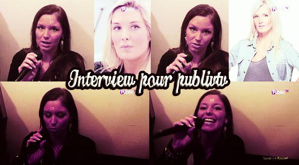 aurélie chez les anges 3 ce soir! + twitcam du 20 + interview publictv