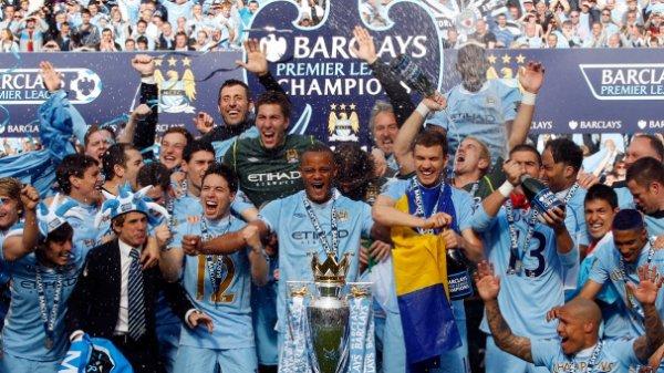 manchester city champion 2011-2012