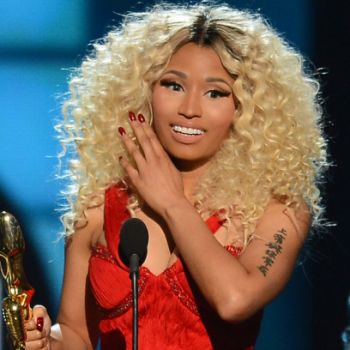 Nicki minaj au billeboard music award 2013 ♥