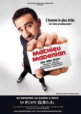 Gagne 2 places pour le one-man show de « Mathieu Madénian »