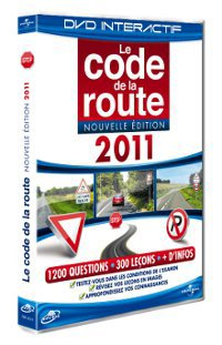 """Jeu concours DVD interactif  """" Code de la route 2011 """""""