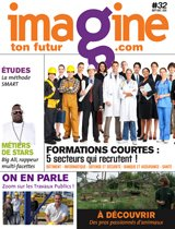 Découvre le nouveau numéro du magazine Imagine ton futur !