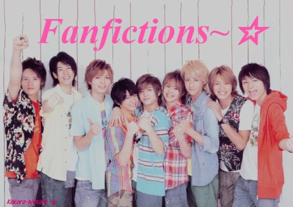 Fanfictions~ ☆