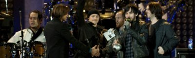 LinKin ParK Win MTV Europe Music Awords