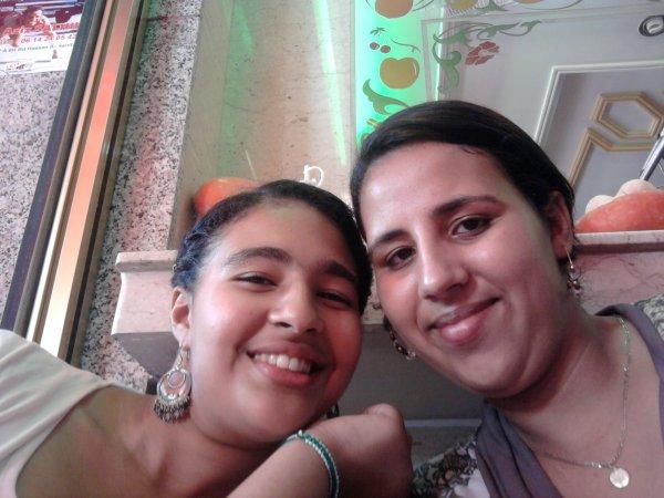 moi et ma cousine à kénitra