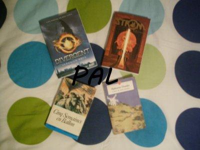 Les Livres Que J'aimerais Lire + PAL