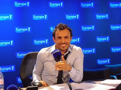 LES PHOTOS: Toute l'équipe de Samedi Roumanoff  sur EUROPE 1