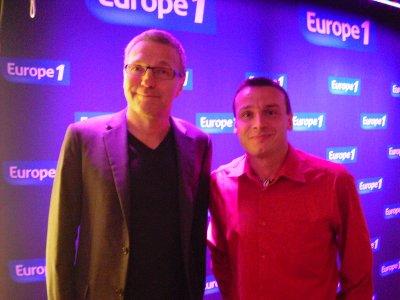 """LES PHOTOS: Toute l'équipe de """"ON va s'gener"""" sur EUROPE 1 avec Laurent Ruquier"""