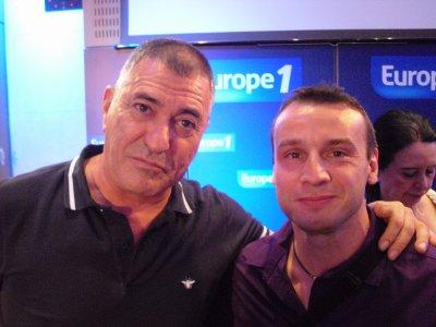 """LES PHOTOS: Les Invités de Michel Drucker dans l'émission """"Faites entrer l'invité"""" sur Europe 1"""
