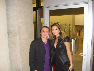 Avec CLARA MORGANE