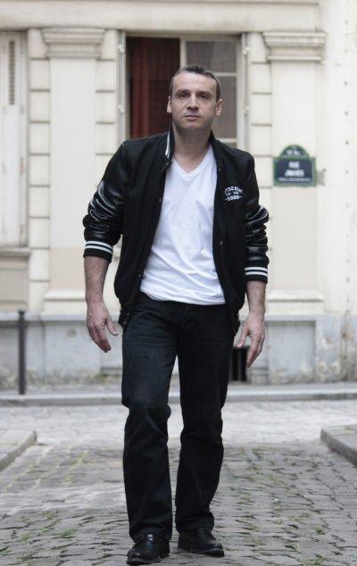Shooting série extérieur suite rue de Paris