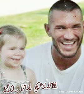 Vie privée de Randy Orton