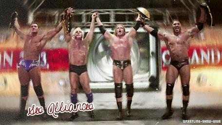 Les anciennes alliances de Randy