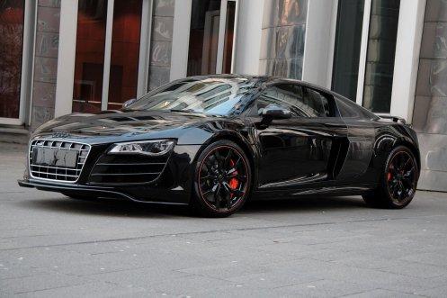 Audi R8 Hyper Black Edition