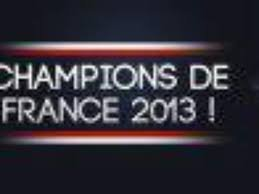 PARIS EST CHAMPION DE FRNCE !!!!!!!!!!