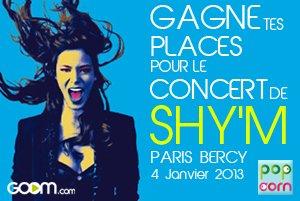 Gagnez vos place pour Bercy avec Goom Radio !