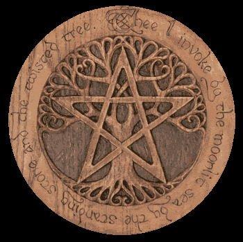La découverte de la Wicca