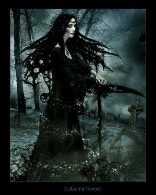 La Déesse sombre