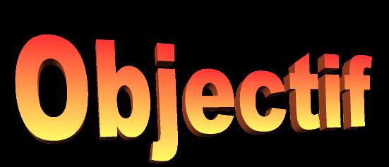Présentation & Objectif