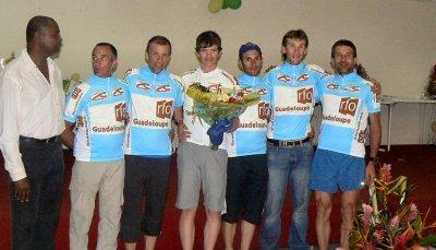 GPVetiver 2008 ( Tour de Guadeloupe )