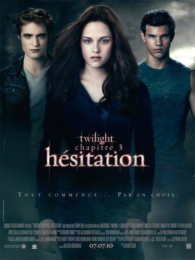 affiche d Hesitation