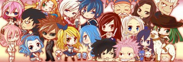 Archive des critiques d'épisodes de Fairy Tail