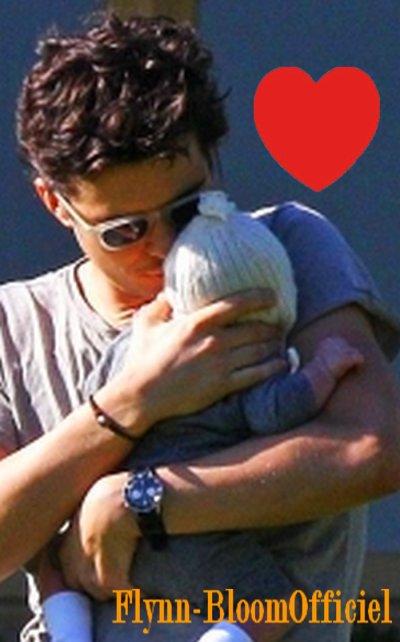 Flynn-Bloomofficiel votre première source sur le bébé d'Orlando et de Miranda Bloom!