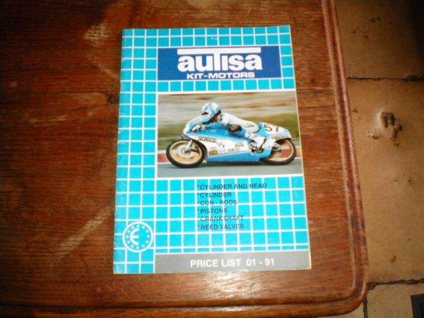 catalogue autisa 1991