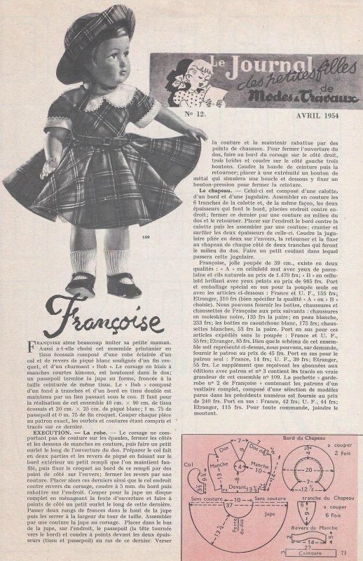 Avril 1954