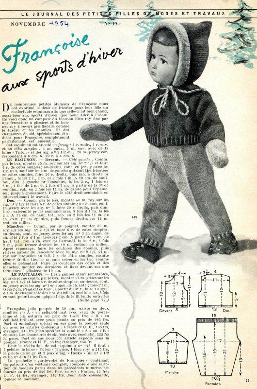 novembre 1954