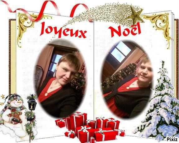 Bonne fête de noël à tous mes amis 😊😇😇