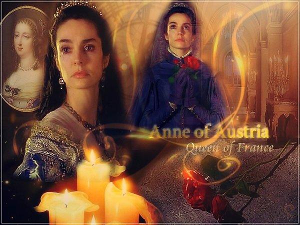 C est Anne d Autriche reine de France