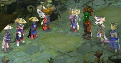 Team et guilde !