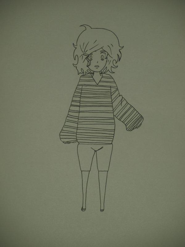 marie style chibi manga fini et offert