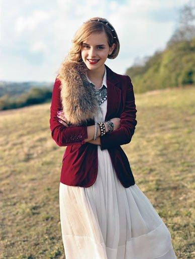 Emma Watson - Vogue