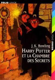 Harry Potter et la chambre des secrets ( livre)