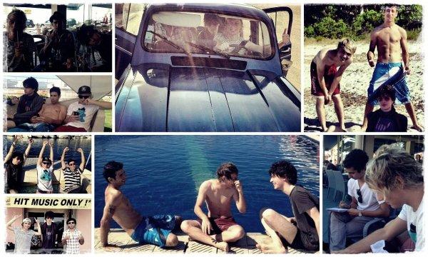 vacances Corse + anciennes photos