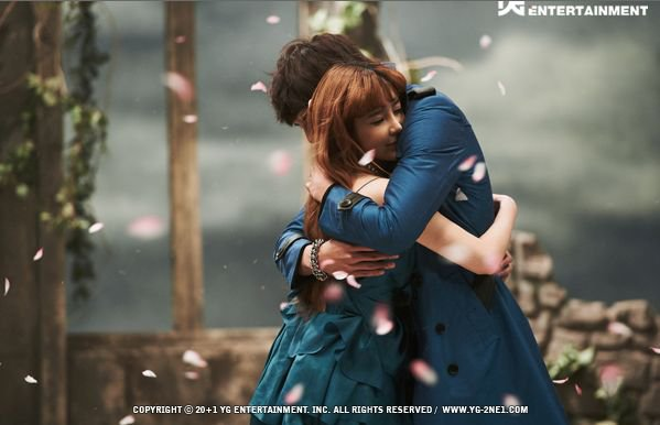"PHOTOS PROMO ♥ Park Bom ""Don't Cry"" Single"