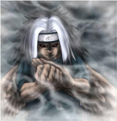 Dojutsu du clan tessaiga
