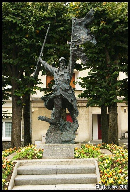 """""""La ville de Saint lô a ses enfants morts pour la France"""""""